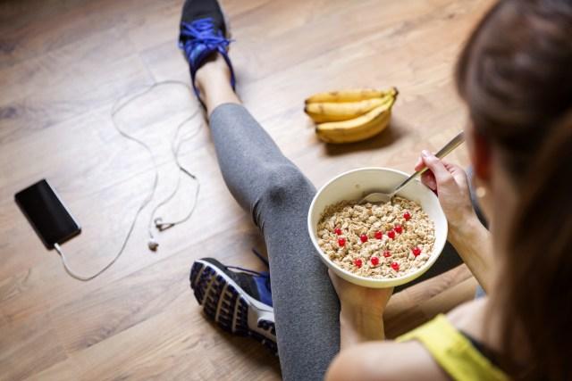 Makanan Sehat Yang Bagus Untuk Dikonsumsi Setelah Olahraga