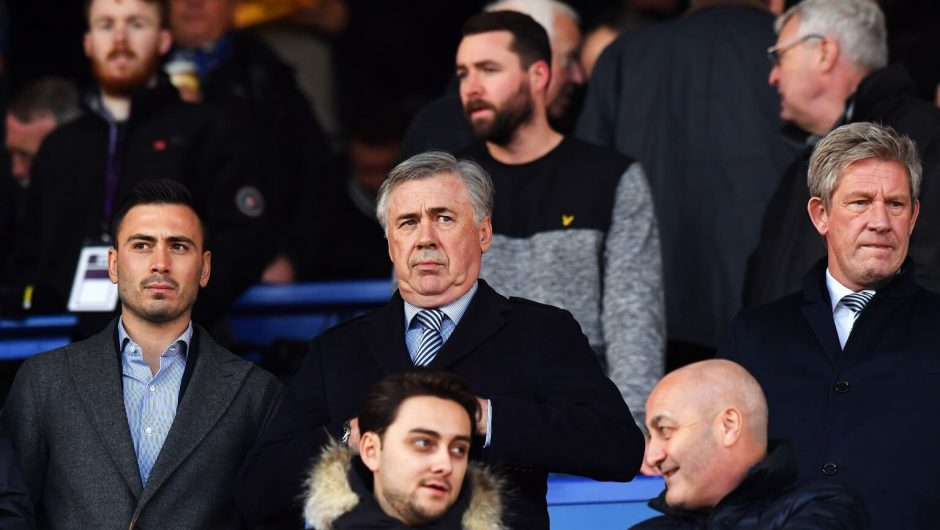 Ancelotti Resmi Terpilih Sebagai Manajer Baru Everton
