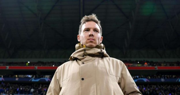 Nagelsmann Tak Sabar Bersua Mourinho di Liga Champions