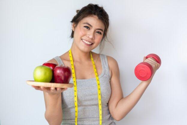 cara diet sehat untuk menurunkan berat badan